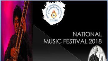 NATIONAL MUSIC FESTIVAL 2018