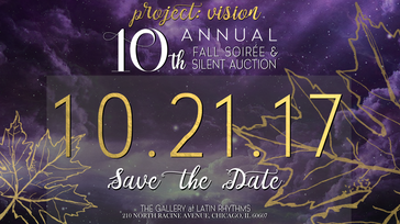 10th Annual Fall Soirée & Silent Auction