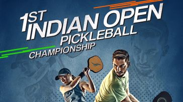 First Indian Open Pickleball Championship 2017