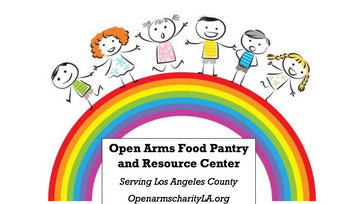 Open Arms Food Pantry Digital Marketing Fundraiser