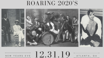 The Roaring 2020's New Year's Eve