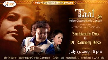 Taal - Indian Classical Music Concert