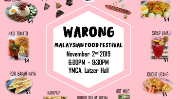 Annual Malaysian Food and Cultural Festival 2019