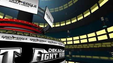 Dekada Fight Night - Professional Boxing