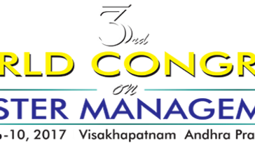 3rd World Congress on Disaster Management 2017
