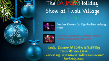 LA JAZZ Holiday Show