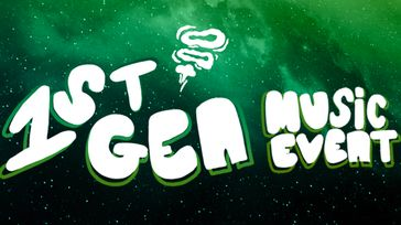 1stGen Music Event