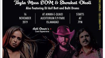 H2HF Islamabad Music Festival
