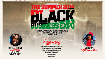 The Summer 2018 Black Business Expo