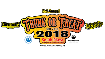 Trunk or Treat at South Plaza