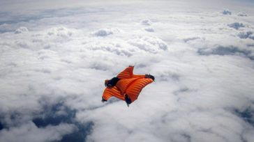 Adrenalin International Wingsuit Comp and Boogie