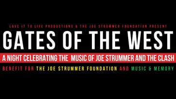 Gates of the West NYC: A Benefit for The Joe Strummer Foundation & Music and Memory