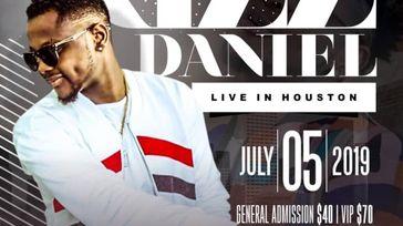Kizz Daniel Concert