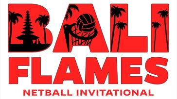 Bali Flames Invitational Netball Tournament