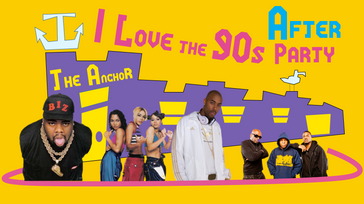 ! Love the 90s Tour After Party