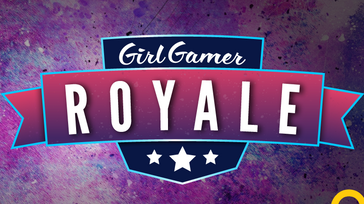 Girl Gamer Royale