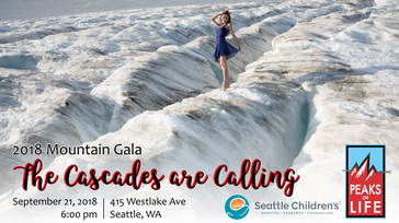 2018 Mountain Gala - The Cascades are Calling