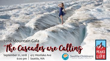 2018 Mountain Gala - The Cascades are Calling