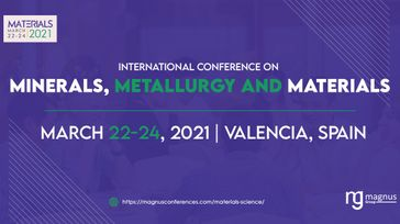International Conference on Minerals, Metallurgy and Materials