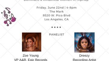 Educate & Inspire: Industry Mixer & Empowerment Panel