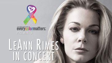 LeAnn Rimes LIVE in concert