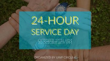 CircleK 24-Hour Service Day: Run/Walk Event