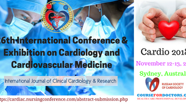 Cardiology Conference | Cardio 2018 | Heart Congress | Exhibition on Cardiovascular Medicine