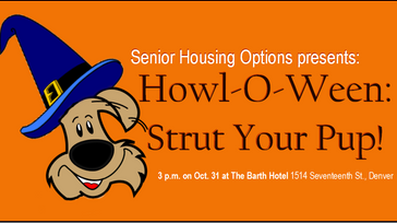 Howl-O-Ween: Strut Your Pup!
