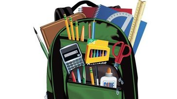 Houston School Supply Drive -- Sponsor a Backpack
