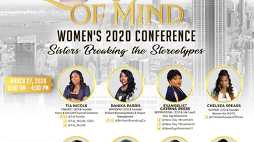 Empire State of Mind Women's 2020 Conference