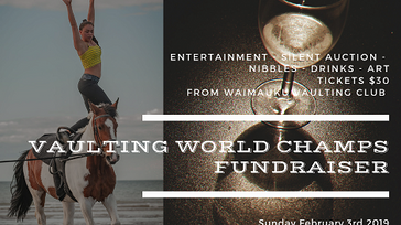 Wine Tasting World Champs Fundraiser