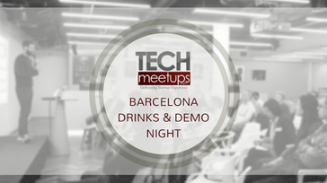 Barcelona Drinks&Demo Night