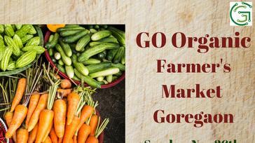GO Organic Market Goregaon