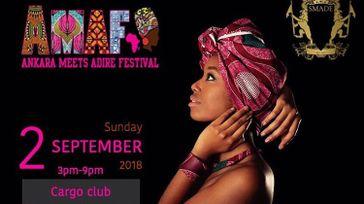 AMAF Ankara Meets Adire Festival