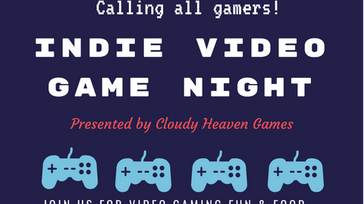 Indie Video Game Night