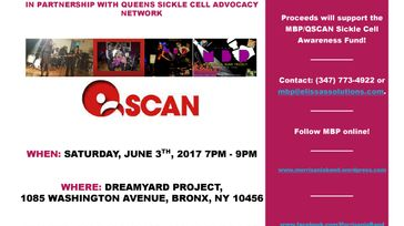 Benefit Concert for Sickle Cell Awareness