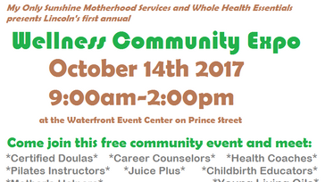 Wellness Community Expo