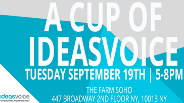 Cup Of IdeasVoice Event