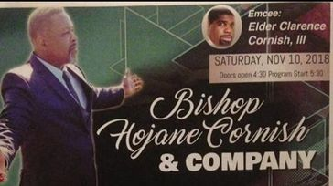 Bishop Hojane Cornish & Company '