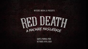 Red Death, A Macabre Masquerade