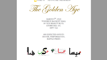8th Annual Middle Eastern Gala: The Golden Age