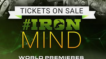 Ironmind movie premiere