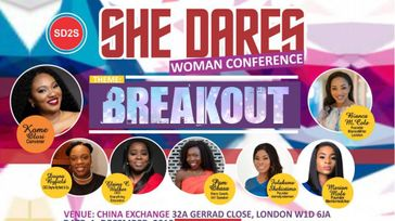 She Dares Woman Conference