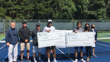 Raleigh UTR Doubles Championship