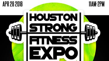 Houston Strong Fitness Expo