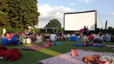 Cinema in the Park
