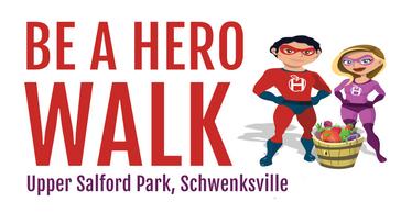 Be A Hero Walk