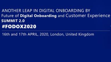 Future of Digital Onboarding and Customer Experience Summit