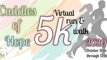 Cuddles of Hope Virtual 5k