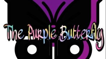 Purple Butterfly Fashion Show